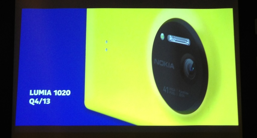 Lumia 1020 Availability
