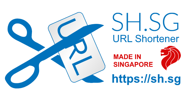 SH.SG - Full Featured URL Shortener made in Singapore